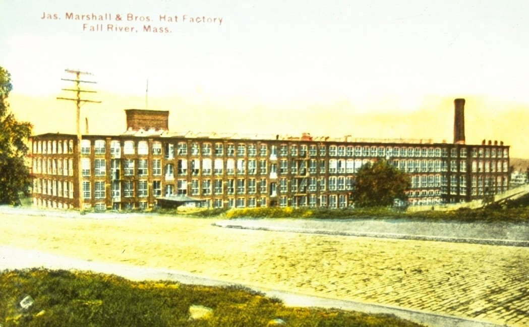 Nice Fall River Mills, Mill Workers, Mill Owners