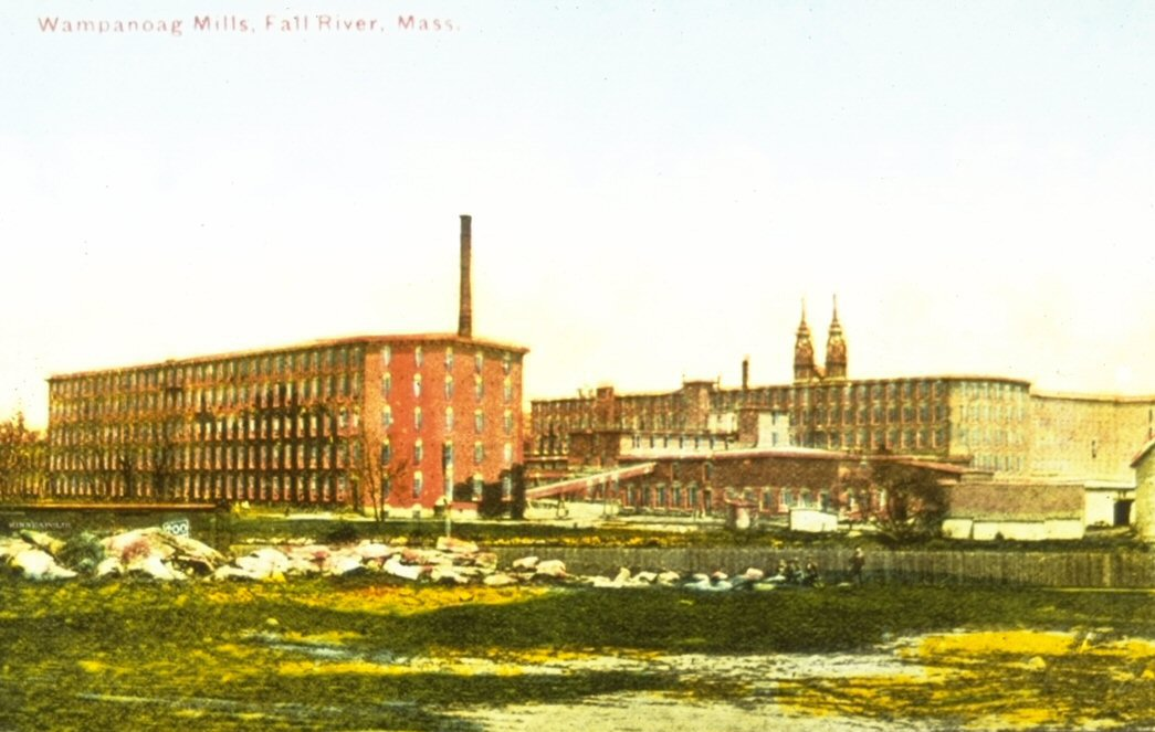 Fall River Mills, Mill Workers, Mill Owners