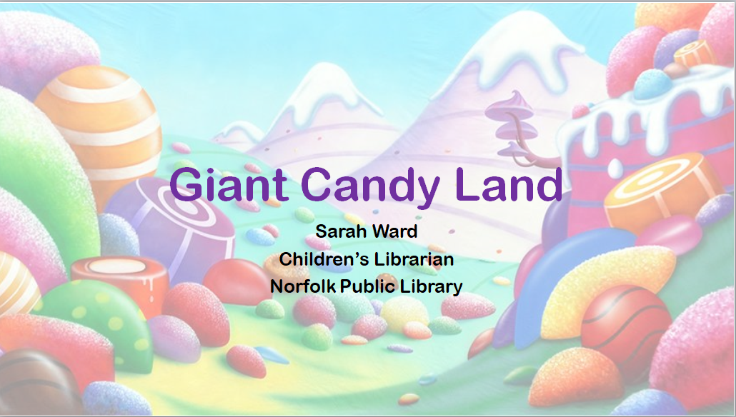 Norfolk - Giant Candy Land