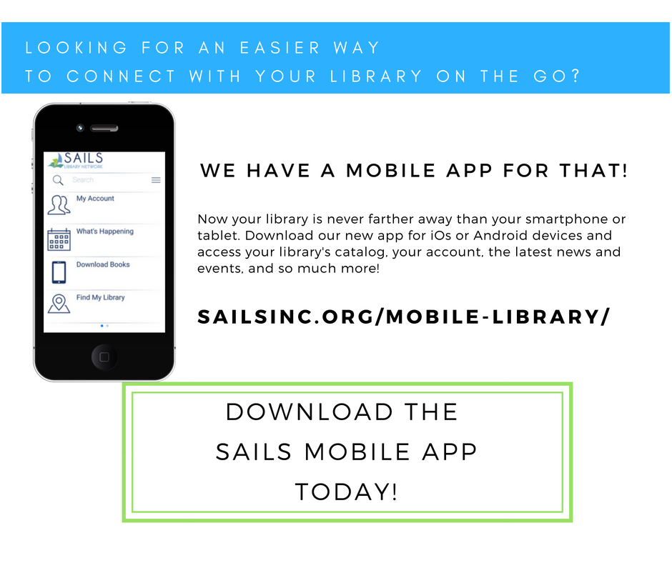 SAILS Mobile – Marketing | SAILS Library Network