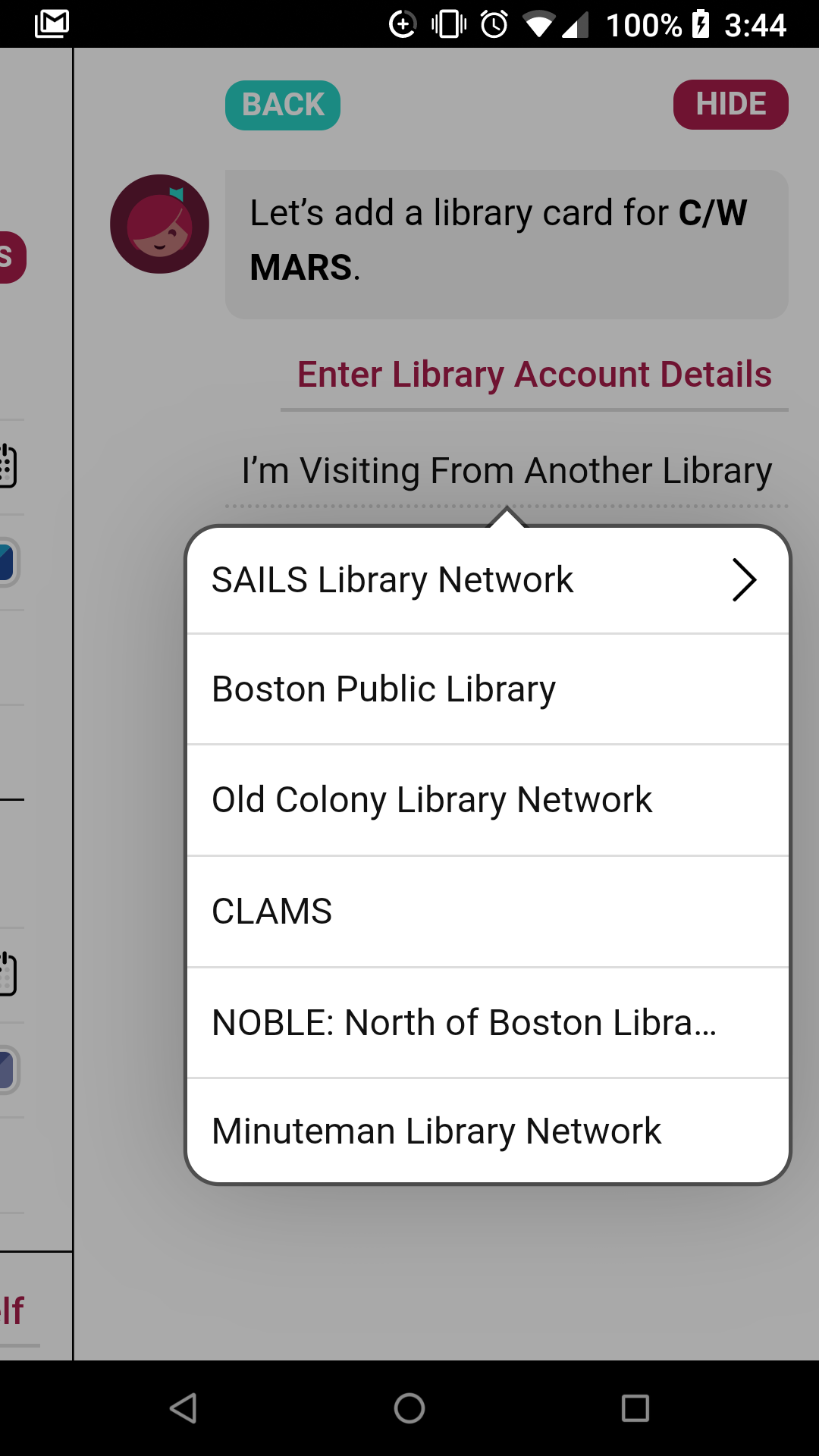 Overdrive Help | SAILS Library Network