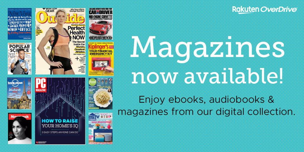 digital magazines now available